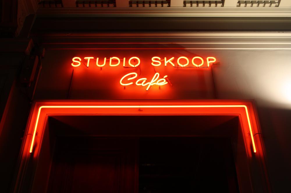 Studio Skoop Café