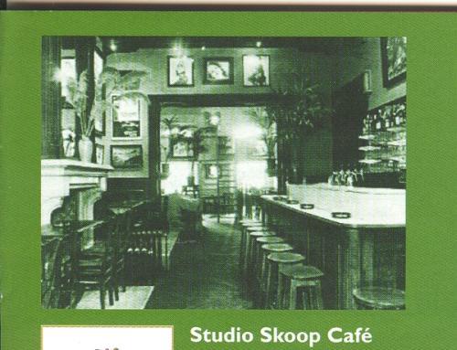 Café vroeger